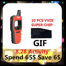 Xhorse VVDI Mini Tool And Super Chip Transponder Of ID46/40/43/4D/8C/8A/T3/47/41/42/45/ID46 For It