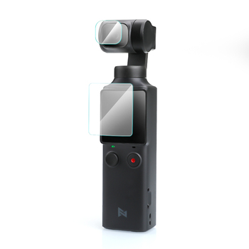 20 set Tempered glass film Lens screen Explosion-proof film for For FIMI PALM Pocket camera Handheld gimbal accessories