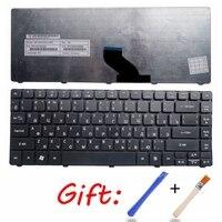 Ruso teclado del ordenador portátil para Acer Aspire 4349 de 3410 de 4350 a 4350G ZQH ZQ8A ZQ1 3410T 3410G 3750G 4750G 4743G 5942G 5942G.|Teclados de repuesto|Ordenadores y oficina -