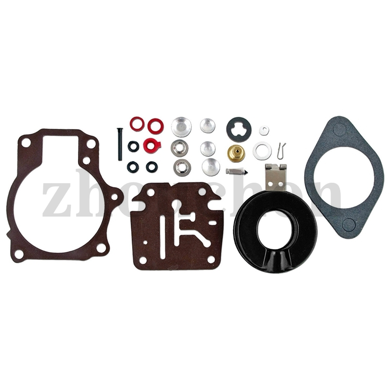 New Carburetor Carb Rebuild Repair Kit For Float Johnson Evinrude 18/20/25/28/30/40 HP 396701