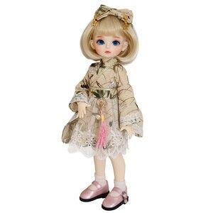 Image 5 - Mien bjd yosd boneca 1/6 modelo de corpo do bebê meninas meninos brinquedos de alta qualidade loja figuras resina