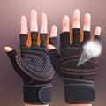 Перчатки для тяжелой атлетики, перчатки для тренировок, бодибилдинга, гантели, фитнеса
