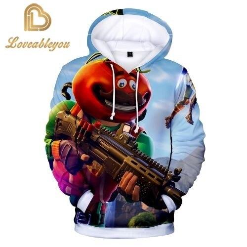 Hot Battle Gaming Woman and Man's 3D Printed Casual Long Sleeve Hoodies Sweatshirts Streetwear Male Pullover Hoody Top 2