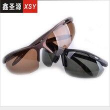 UV400 Polarized Cycling Sunglasses Male Female Sports Sunglasses Polarized Lens Outdoor Sport Glasses Goggles Riding Running недорого