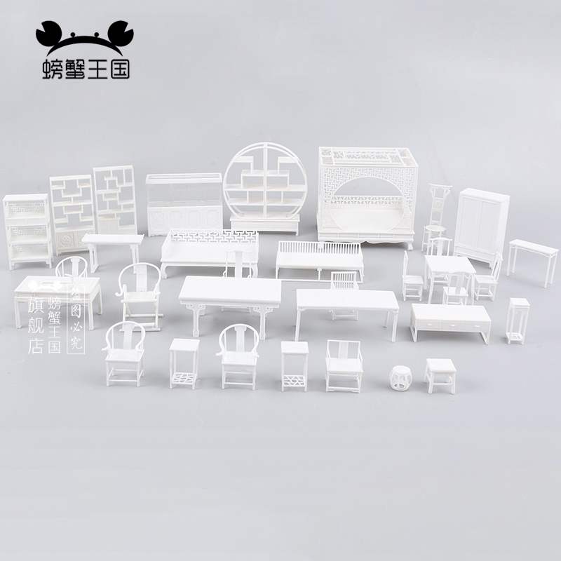 1Pcs Dollhouse Ornament Miniature Model Mini Craft Fairy Furniture Home Decoration Garden Toys Scenery Dioramas Layout