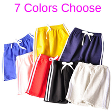 Pant Boys Short Toddler Sports Children Summer Clothing Baby Kids Cotton for Girls 2-10Y