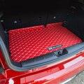 Коврик для багажника автомобиля  внутренняя кожаная защитная накладка  украшение для BMW MINI Cooper S F54 F55 F56 F60 R60  аксессуары для стайлинга автомо...