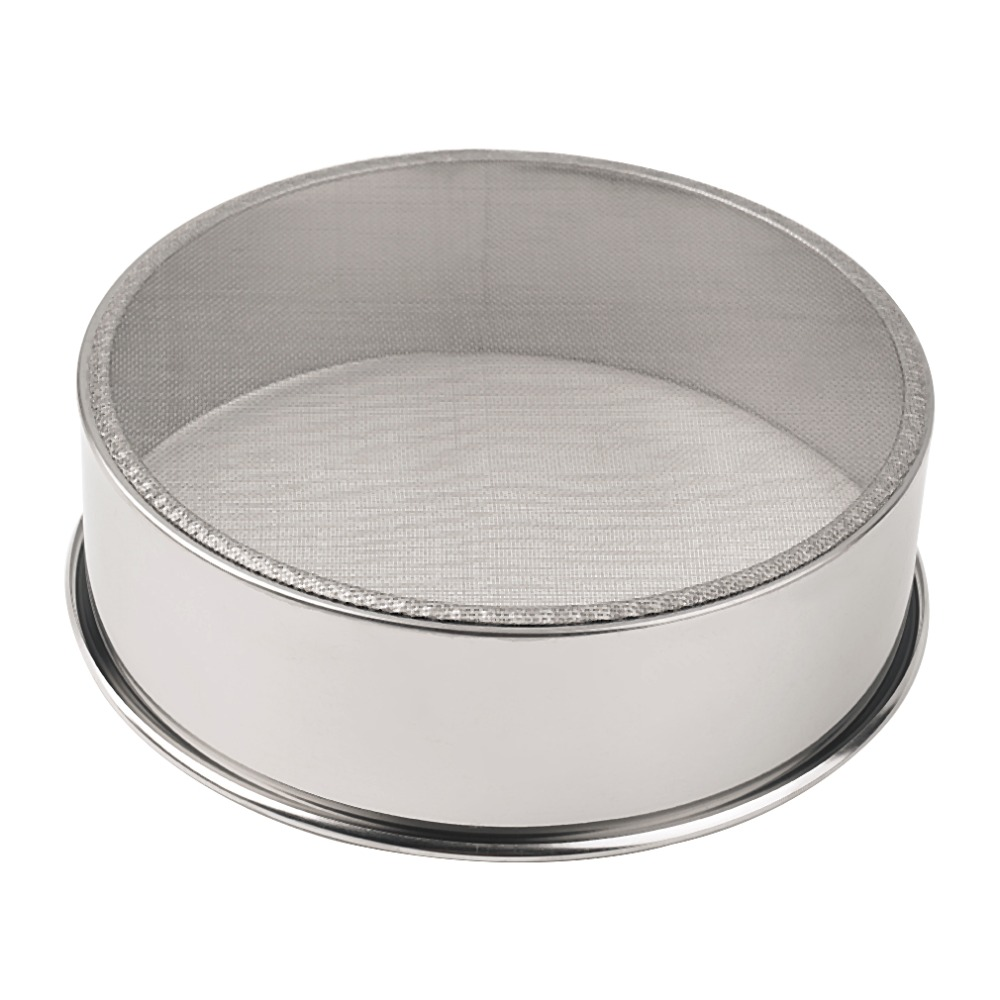 Sieve Strainer-Cake Sifter Kitchen-Tools Flour Mesh Stainless-Steel Baking Household title=