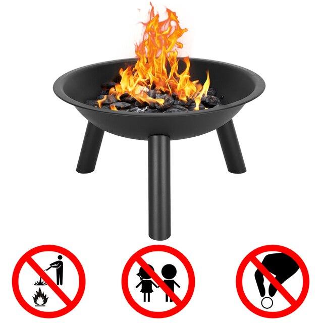 Garden Fire Bowl   4