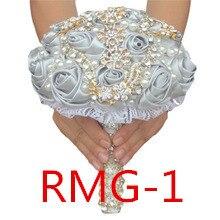Accessoires de mariée de mariage tenant des fleurs 3303 RMG