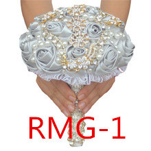 Wedding bridal accessories holding flowers 3303  RMG