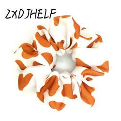 ZXDJHELF Новое поступление Винтажный Леопардовый конский хвост держатель резинки кольцо резинка для волос галстук для женщин Девушка