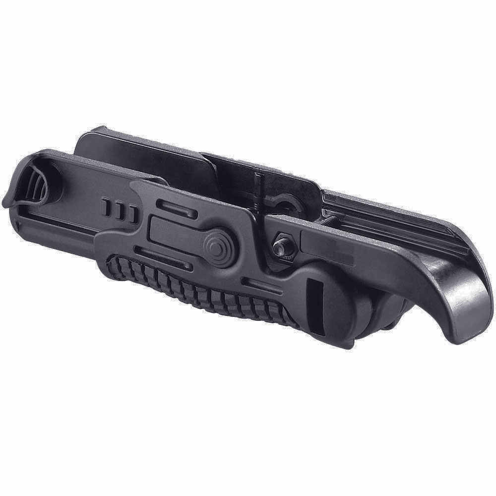 Totrait Polymeer Airsoft Pistol Grip Vouwen Grip Handvat Voor 0-21 Mm Rail Fit Waterpistool Nerfly T43 Jacht accessoires