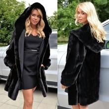 Coat Fur Plus Faux