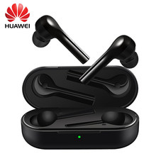 HUAWEI FreeBuds Drahtlose Bluetooth Kopfhörer TWS Ohrhörer IP54 Wasserdichte Bluetooth Kopfhörer Noise Reduction W/Mic Sport Headset(China)
