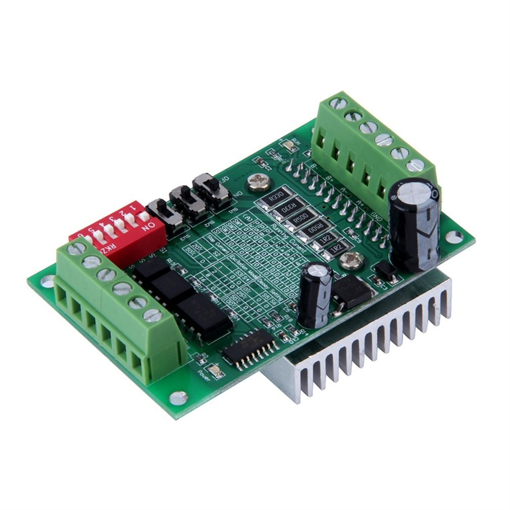 High-speed Optical Coupling DC 10-35V TB6560 3A Driver Board CNC Router Single 1 Axes Controller Stepper Motor Drivers