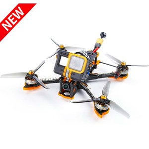 Image 1 - New iFlight Cidora SL5 FPV Drone 4S/6S BNF Squish X 215mm Frame 5inch FPV Freestyle Frame Carbon Fiber Airframe for FPV RC Drone