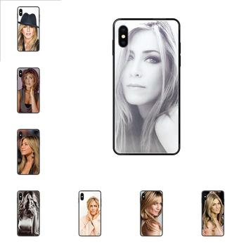 For Xiaomi Mi Max Mix Note 2 3 2S 5X 6X 10 CC9 CC9E Pro Lite Pro Ultra Soft Silicone TPU Black Art Cover Case Jennifer Aniston image