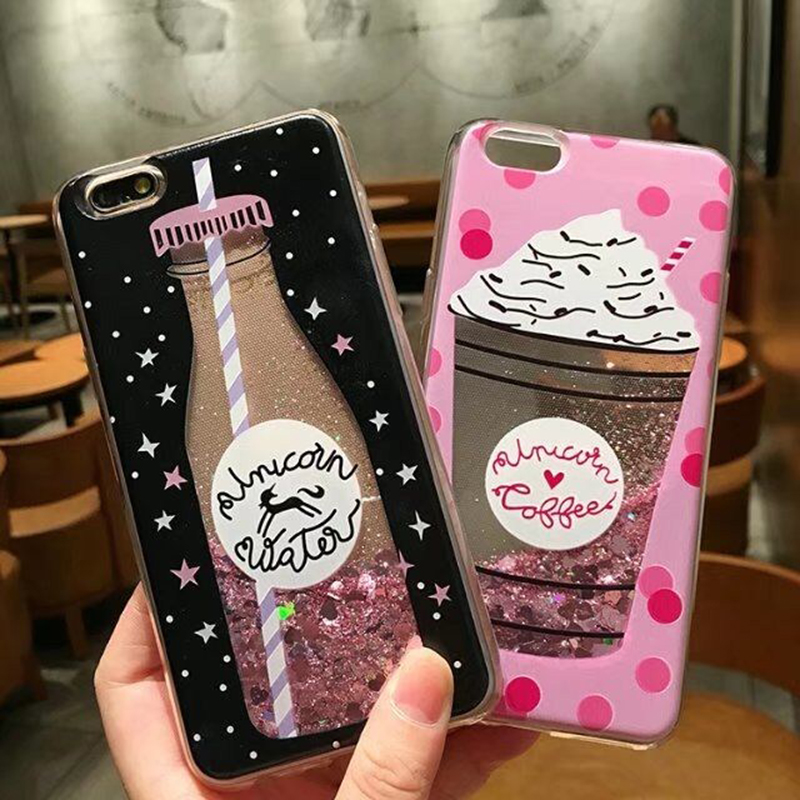 Love Heart Stars <font><b>Glitter</b></font> Stars <font><b>Case</b></font> For <font><b>Huawei</b></font> Y9 <font><b>2019</b></font> Y7 Prime Y6 Pro 2017 <font><b>Y5</b></font> Lite 2018 Dynamic Liquid Quicksand Soft Cover image