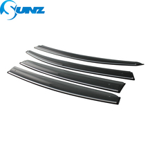 цена на Car door visor For CITROEN C5 2010-2018 side window deflectors For CITROEN C5 2010 2011 2012 2013 2014 2015 2016 2017 2018 SUNZ