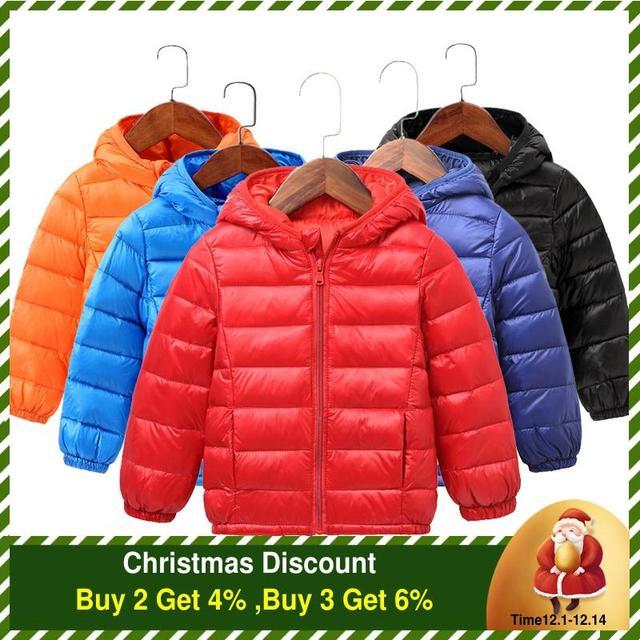 Winter Down Coat 1