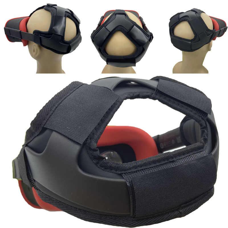 Подходит для нескольких комбинаций утолщенных аксессуаров на приставке Oculus quest, для компрессии гарнитуры