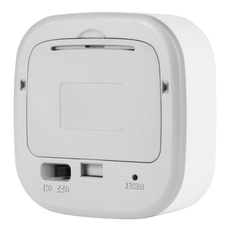 Умный ZigBee PIR датчик движения Поддержка Tuya Smart Life APP IFTTT для Amazon Echo 2Nd Plus работа с Tuya платформенный концентратор
