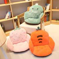 Del fumetto Sedia Pad Cuscino Studenti A Casa Sedia Da Ufficio Cuscino del Sedile Pad Cuscino del Sedile Sedia Cuscino Piano Cuscino Cuscino per la Sedia