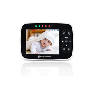 3.5 Inch LCD Screen Display Infant Night Vision Camera Video Baby Monitor ( Monitor Sold Separately) Video & Audio Wireless CMOS