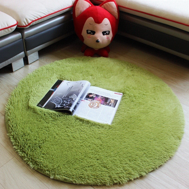 14colors Soft Floor Mat Door Bathroom Fitness Yoga MatCarpet Pad Shower Bedroom Sofa Rug Hanging Basket Computer Chair Blanket