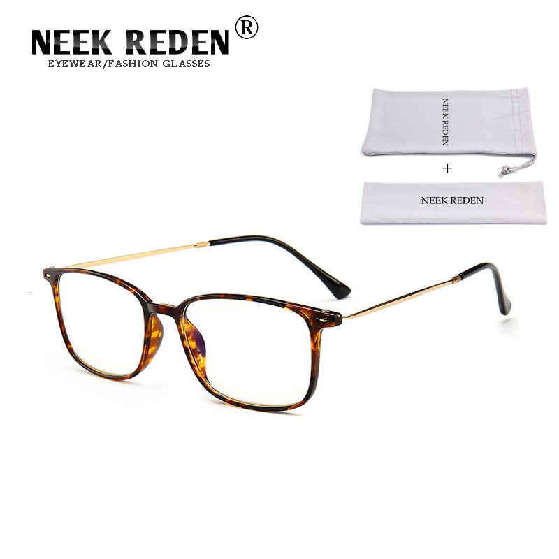 Tr90 Anti Blue Ray Reading <font><b>Glasses</b></font> Vintage Woman Magnifier Eyewear Men Metal Frameless Resin Eyeglasses <font><b>1</b></font>+<font><b>1</b></font>.<font><b>5</b></font>+2+2.<font><b>5</b></font>+3+3.<font><b>5</b></font>+4.0 image
