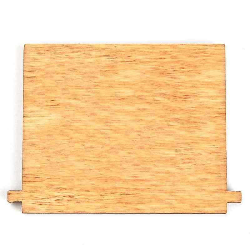 優れた木製オルゴールギフトムジカパーティーお土産クリスマス誕生日ホームギフト子供のギフト Diy の塗装パターン