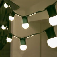 Vender https://ae01.alicdn.com/kf/Hd68d92e0845b46d4b881a59c31deb53aJ/BEIAIDI 10M luz Led exterior 20 piezas E27 globo bombilla Navidad boda Hada Garland restaurante tienda.jpg