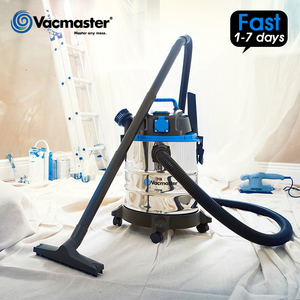 Vacmaster 20L Industrial Vacuum Cleaner, Wet Dry Vacuums,1250W, 18000PA, Stainless Steel Tank, Low Noise