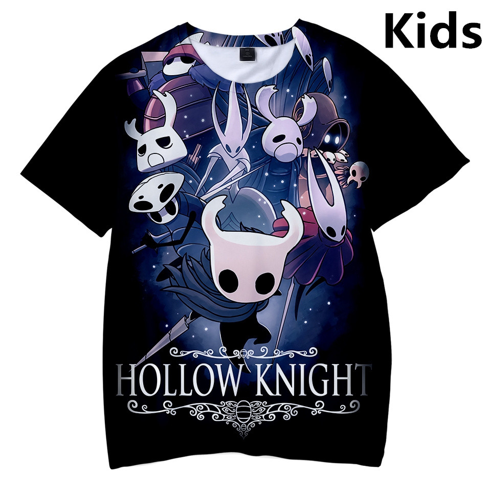 MOEYBOR HOL-Low-Knight Skull T-Shirts,Fashion Summer Tee for Kids//Teen//Boys//Girls