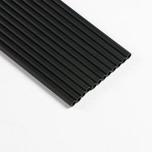 Image 3 - 6/12PcsยิงธนูID4.2mm Pure Carbon Arrows Shaft 30 นิ้วSp400 500 600 700 800 900 1000 สำหรับrecurve Bow Longbowเกมส์ยิง