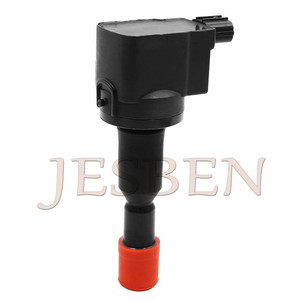 Image 3 - 4X Ignition Coil fit For HONDA AIRWAVE FIT II JAZZ 1.3L 1.5L 2002 08 30520 PWC 003 30520 PWC S01 30520 PWC 013 CM11 110 CM11110