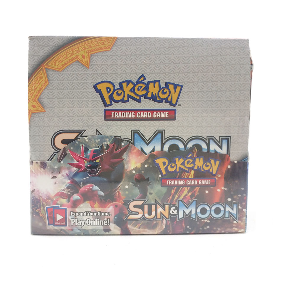 Pokemon 324PCS GX EX MEGA Cover Card 3D Version Sun Moon Card Collectible Gift Kids Toy
