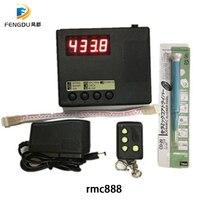 Duplicador de controle remoto rmc888  para máquina de cópia de código fixo