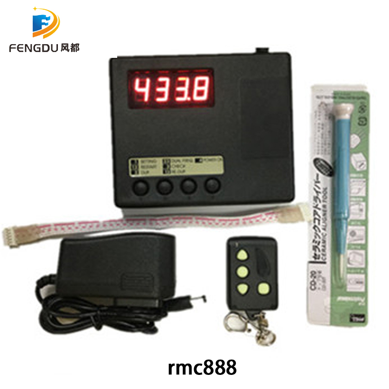 Rmc888 Remocon Remote Control Duplicator For Fixed Code Copy Machine