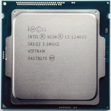 Intel Xeon E3 1246 v3 8M caché 3,5 GHz SR1QZ LGA1150 E3 1246 v3 CPU procesador