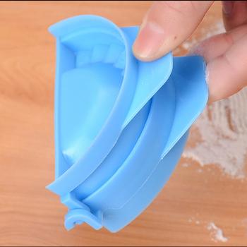 Wielofunkcyjna plastikowa forma pierogi Cutter urządzenie do robienia pierogów forma Wrapper formy dociskowe gotowanie przecinacz do ciasta akcesoria kuchenne tanie i dobre opinie CN (pochodzenie) Narzędzia specjalne Ekologiczne