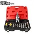 Hoge precisie BT50 NBH2084 CNC 0.01 run nout micro tool met BT schacht NBH2084 systeem saai heads met 8 stuks saai bar