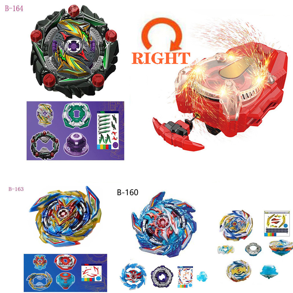 All Models Launchers Beyblades Burst GT Toys Arena Metal God Fafnir Spinning Top Bey Blades Blades Toy B-153 B-150 B-149