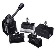DMC 250 000 cuniforme GIB Type Kit doutils à changement rapide porte outil 250 001 010 porte outil pour outils de tour