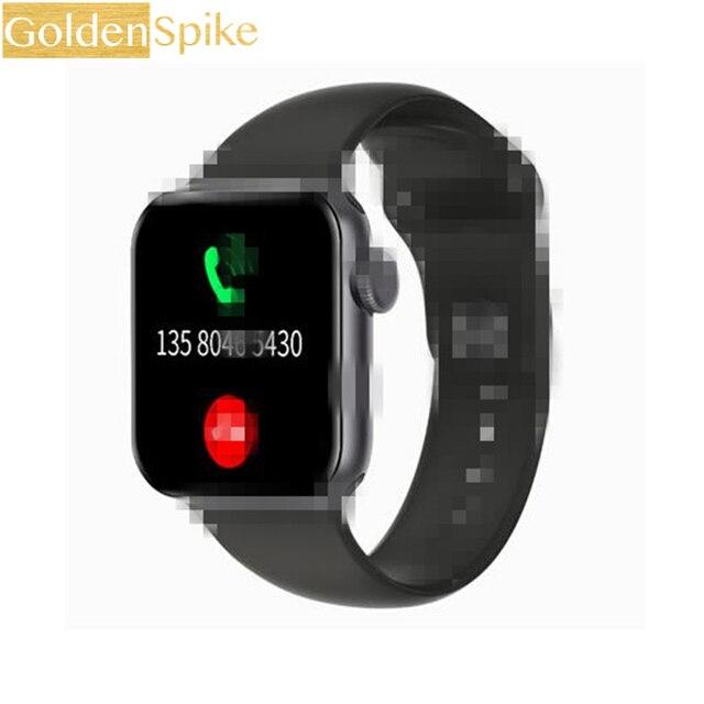 IWO 13 mini inteligentny zegarek ekran dotykowy TFT 40mm Bluetooth V52 max SmartWatch mężczyźni kobiety IP68 tętno Tracker do monitorowania aktywności fizycznej