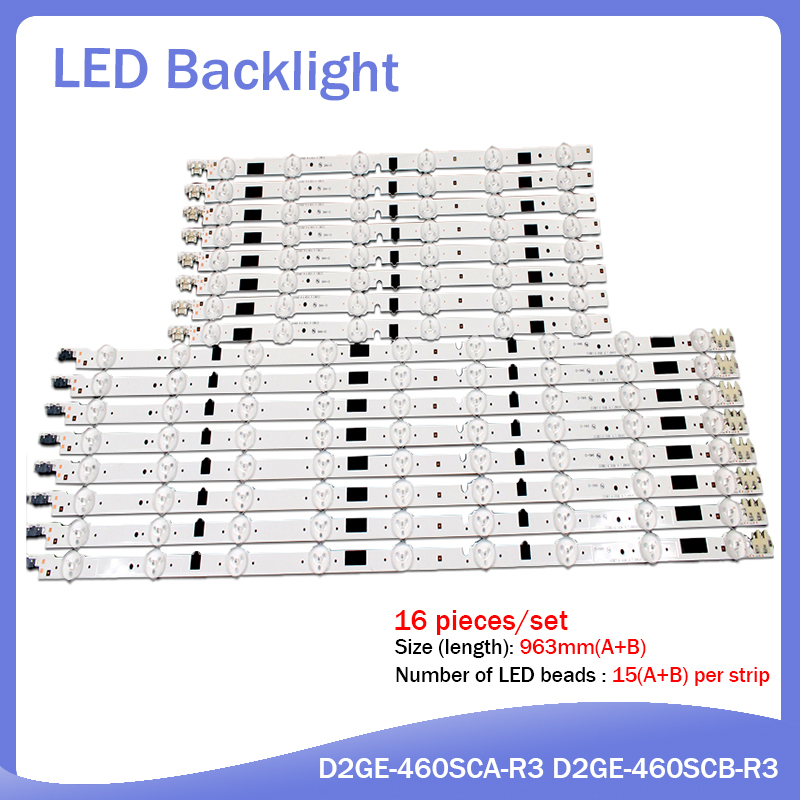 LED Striplight Backlight For SamSung 46