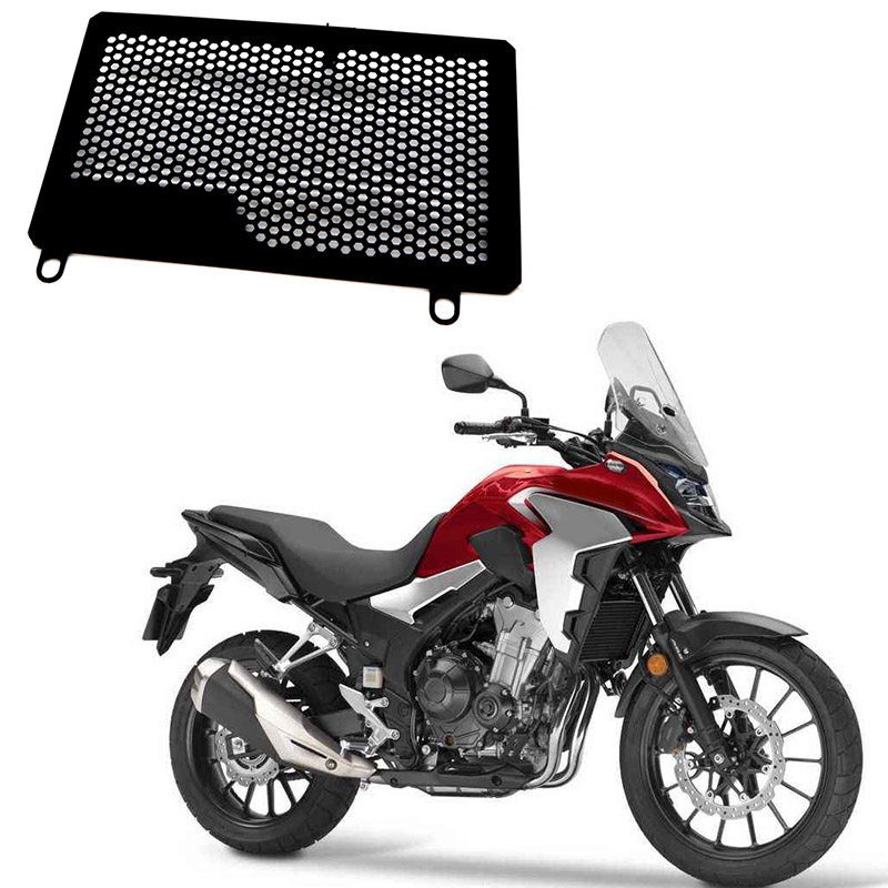 Motorcycle Radiator Protective Cover Grill Guard Grille Protector for Honda CB500F CB500X 2013-2019