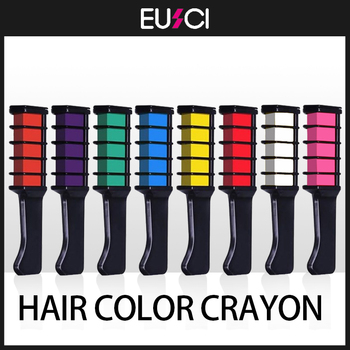 Professional 10 Colors Mini Temporary Hair Dye Disposable Personal Salon Use Crayons Hair Dyeing Tool Dropshipping 1