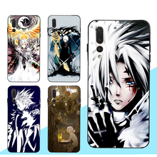 D Gray-Man Anime Case For Huawei